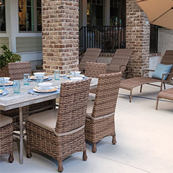 Pottery Barn Outdoor Patio Cushions